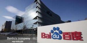 Baidu's company