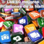 Mejores aplicaciones móviles de la historia