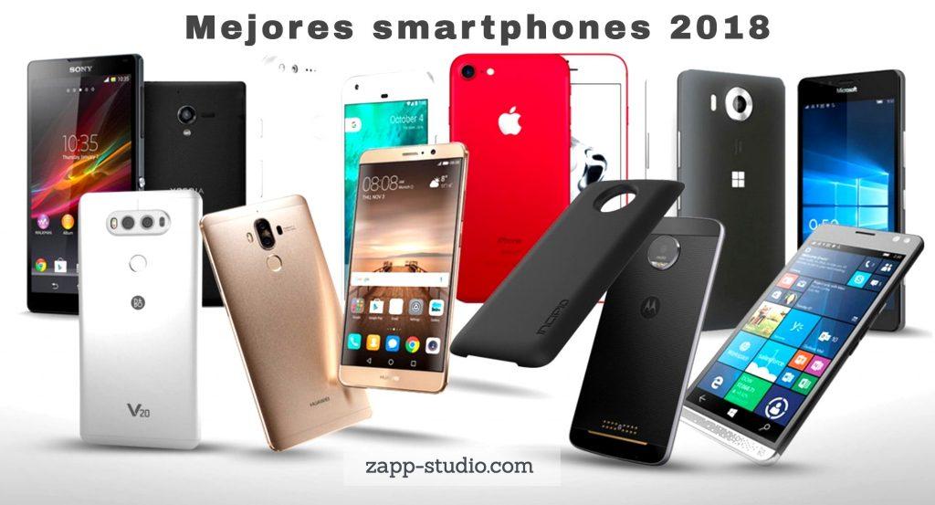 Mejores smartphones 2018