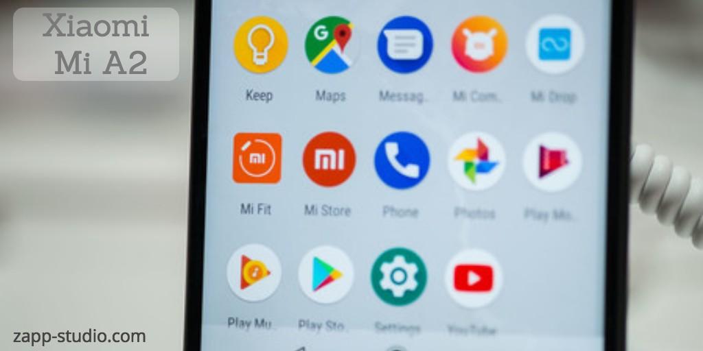 Impresiones del Xiaomi Mi A2