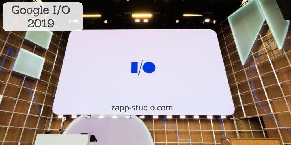 Google I-O 2019