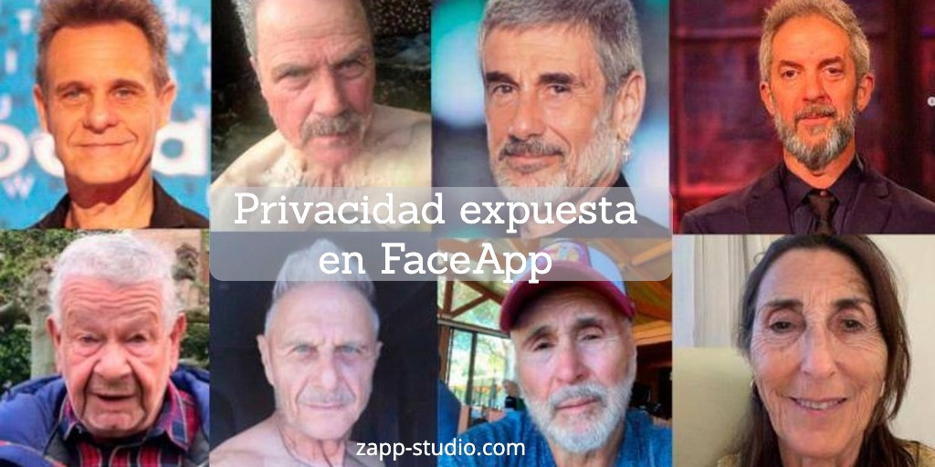 Seguridad y FaceApp