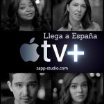 Llegada de Apple TV+ a España
