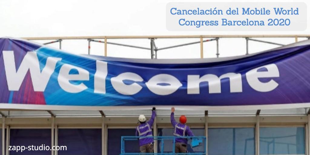 Cancelación MWC 2020
